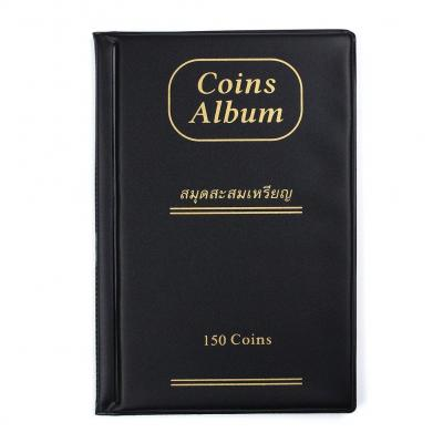 MUAI 150 Pockets Coin Collection Album