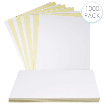 1000 Fogli Adesivi