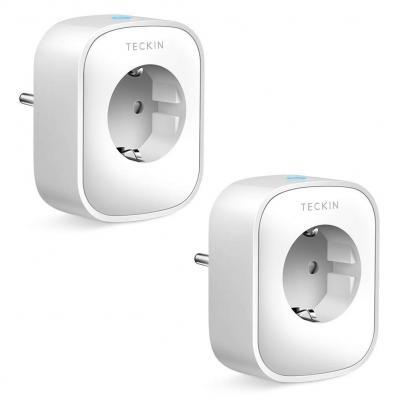Presa Intelligente WiFi Smart Plug Spina Energy Monitor Compatibile