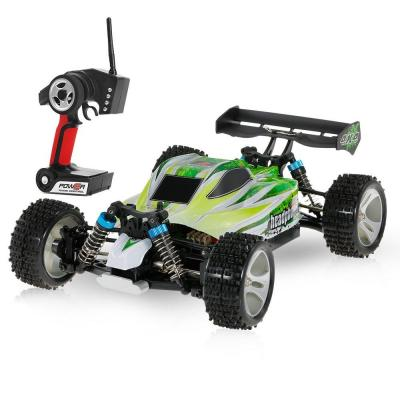 Goolsky WLtoys A959-B 2.4G 1 18 Scale 4WD 70KM h High Speed Electric RTR off-Road Buggy RC Car