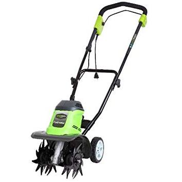 Greenworks 27017 Motozappa elettrica