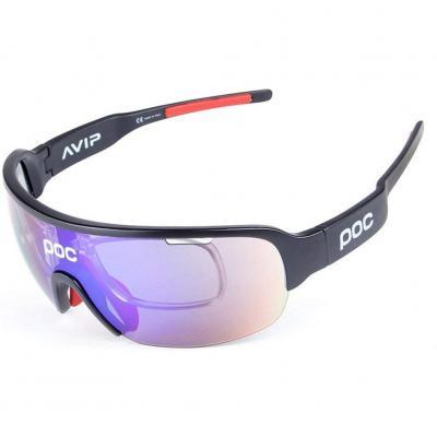 OPEL-R Giro in Bici Allaperto alla Moda nel Polarizzata Occhiali TR90 Materiale Resistente agli Urti Sport Occhiali Contiene Cinque Lenti