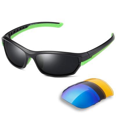 DUCO polarizzato Sport Occhiali da Sole
