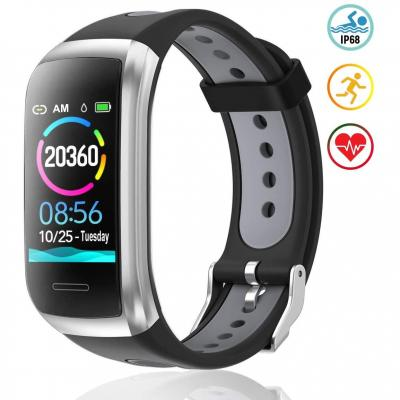 TagoBee TB14 Orologio Fitness Tracker IP68 Impermeabile Smart Band 1.14 LCD a Colori Sport Smart Bracciale Sport