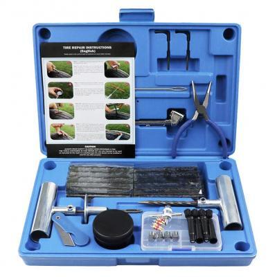 MAIKEHIGH Kit di Riparazione di gomme Heavy Duty