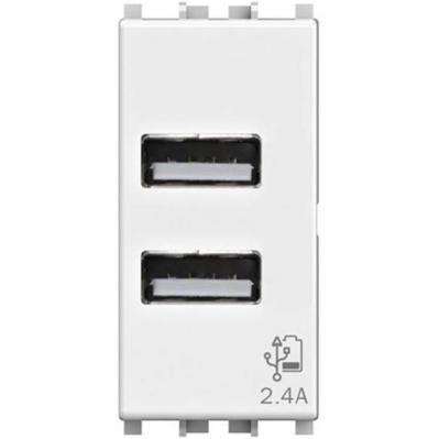 4Box Presa USB 2.4 Ampere